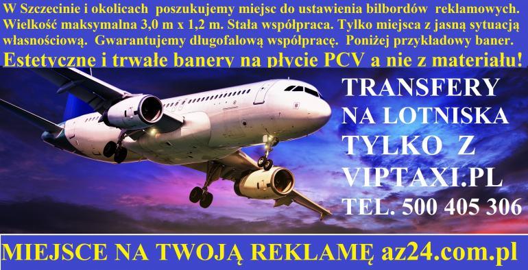 taxi na lotniska do Berlina i Goleniowa